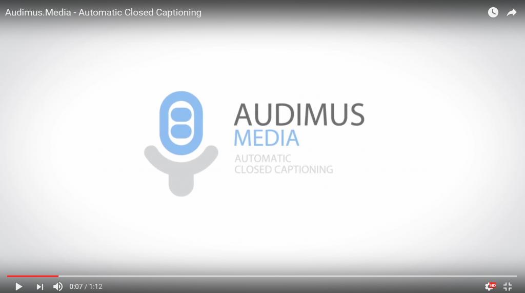 Audimus.Media frame